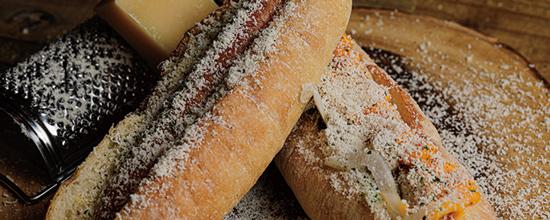ローストチキン&フィリチーズ ホットドック