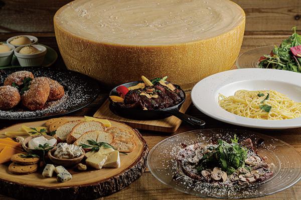 ラニーチーズ パーティープラン ホールチーズ&ステーキプラン