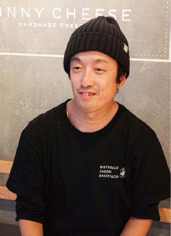 フードイノベーション株式会社プロデューサー 斎藤仁志さん