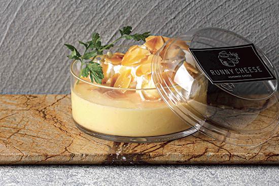 チーズ屋さんの濃厚チーズプリン
